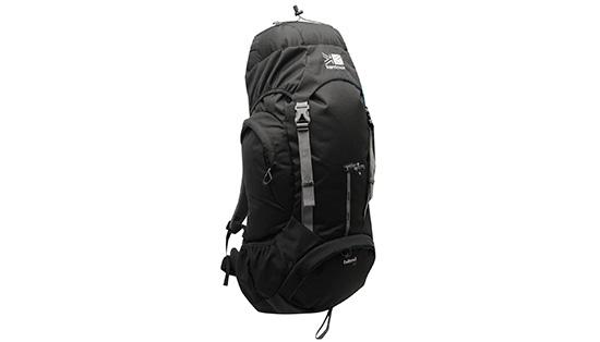 Plecak Turystyczny Karrimor BobCat 65L w kolorze czarnym