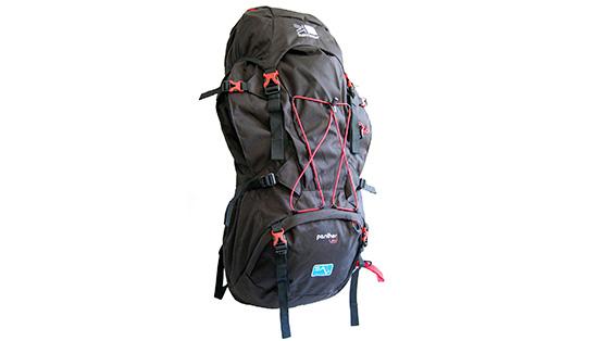 Plecak Turystyczny Karrimor Panther 65+5L w kolorze czarnym