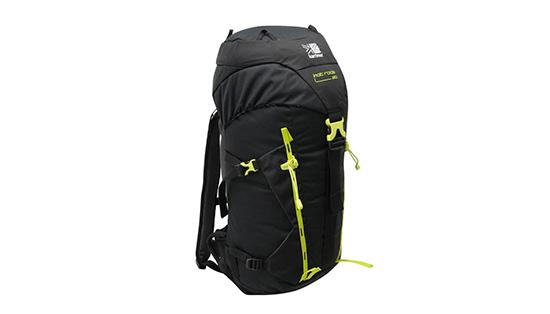Plecak wspinaczkowy Karrimor Hot Rock 30 w kolorze czarnym lub fioletowym