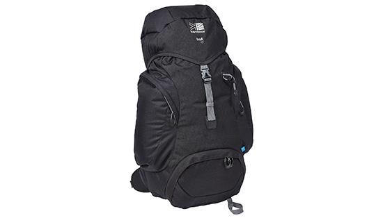 Plecak wycieczkowy Karrimor Trail 35 w kolorze czarnym